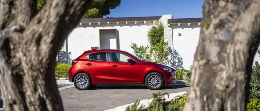 Mazda 2: Solist van het B-segment