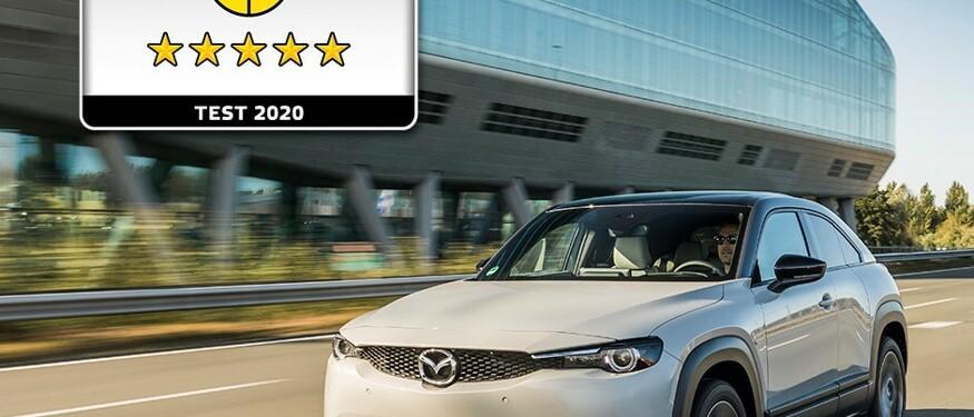 Mazda MX-30 EuroNCAP
